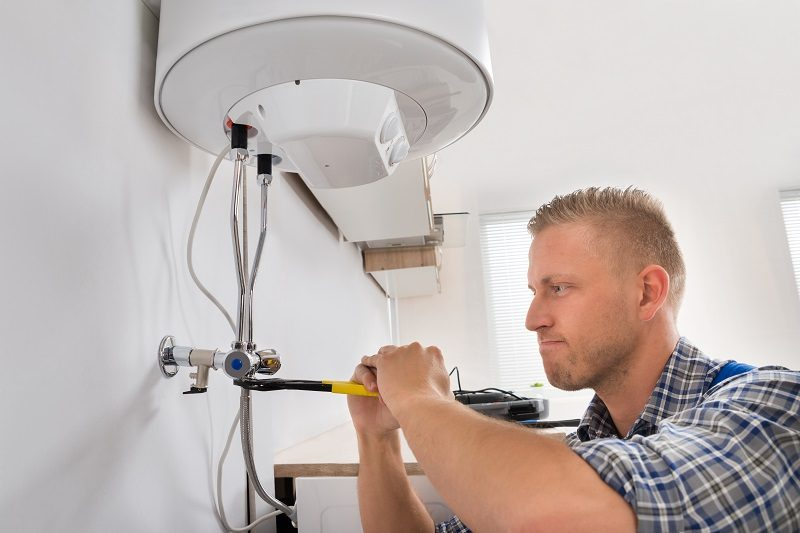 Things to consider before a water heater installation