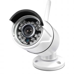 The installation itself will cost a lot of money if extra wiring is needed. Wireless security cameras are so easy to install that most people can install them with little or no effort at all.