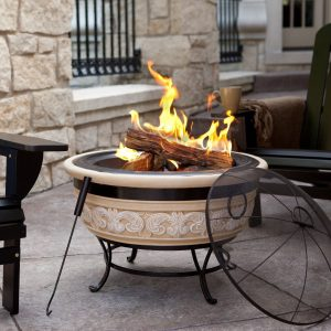 You can undoubtedly give the mood an all the more loosening up feel or an advanced arrangement by adding some intriguing porch furniture and decoration. A Bbq fire pit available for sale like this makes the scene open for adaptability.