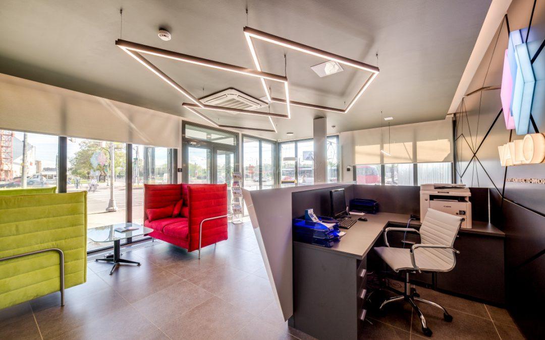 Quality commercial interior designers