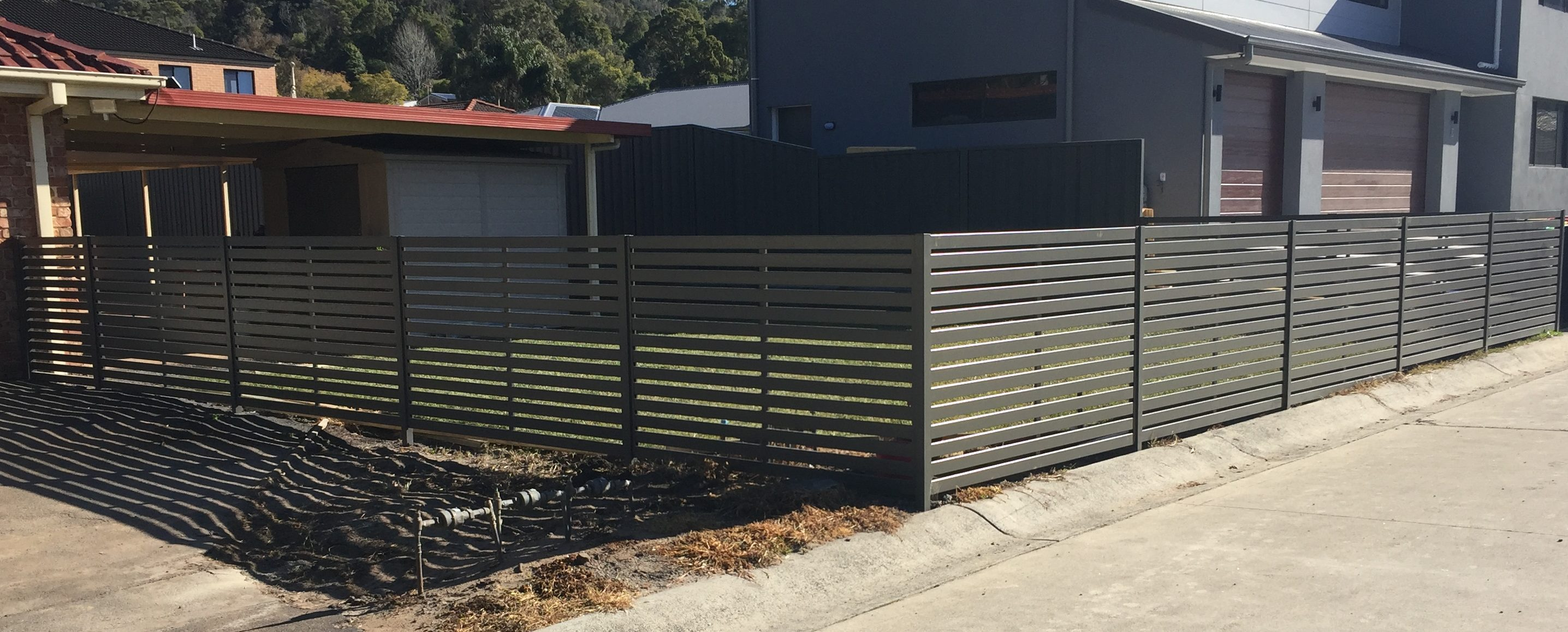 Find Out About The Benefits And Different Types Of Slat Fencing In Newcastle That One Can Use!