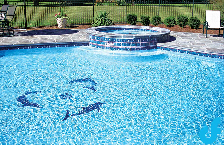 How Can Mosaic Pool Tiles Transform Your Pool?
