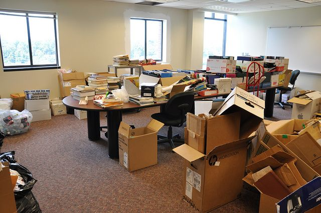 Why Use Office Rubbish Removal Sydney Services While Relocating To A New Place