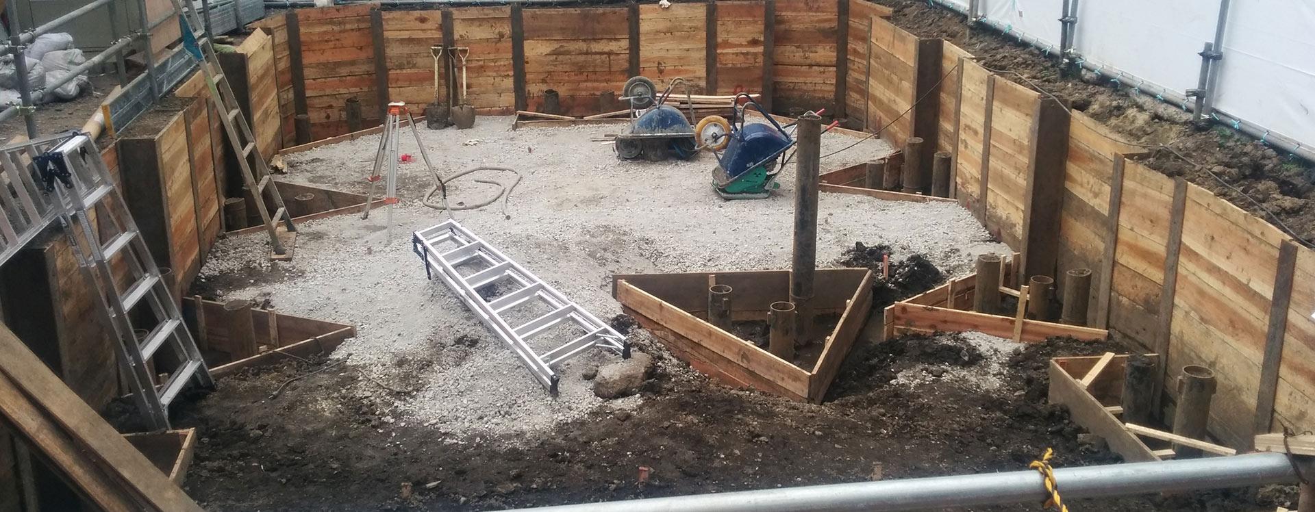 underpinning foundation