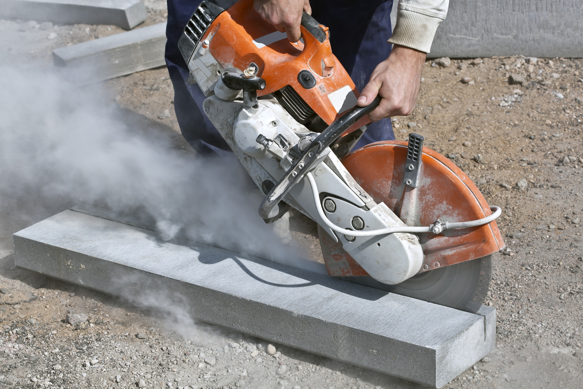 What do you look for when choosing a professional concrete cutting contractor?