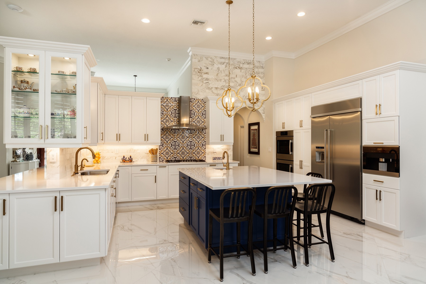 How To Go Ahead With Small Kitchen Renovations In Parramatta
