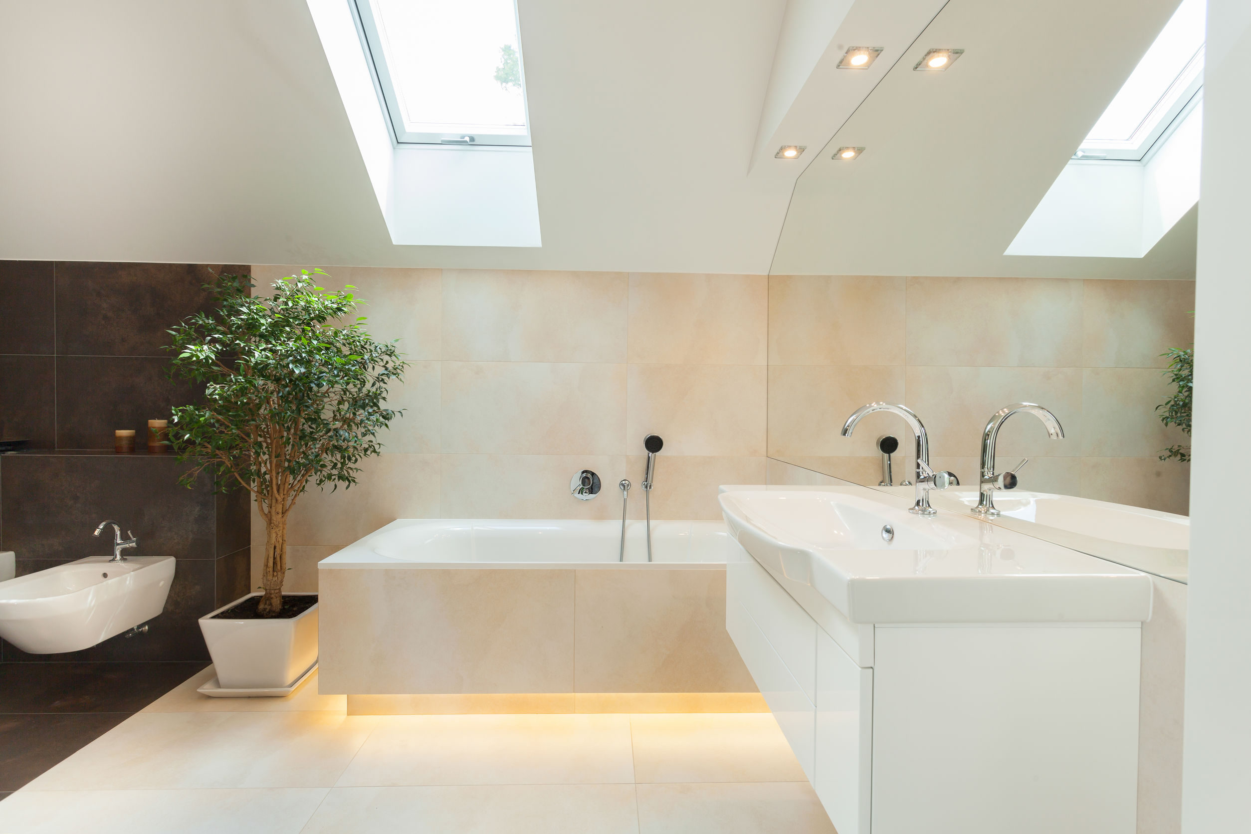 Carrying Out Complete Bathroom Renovations With Great Ease