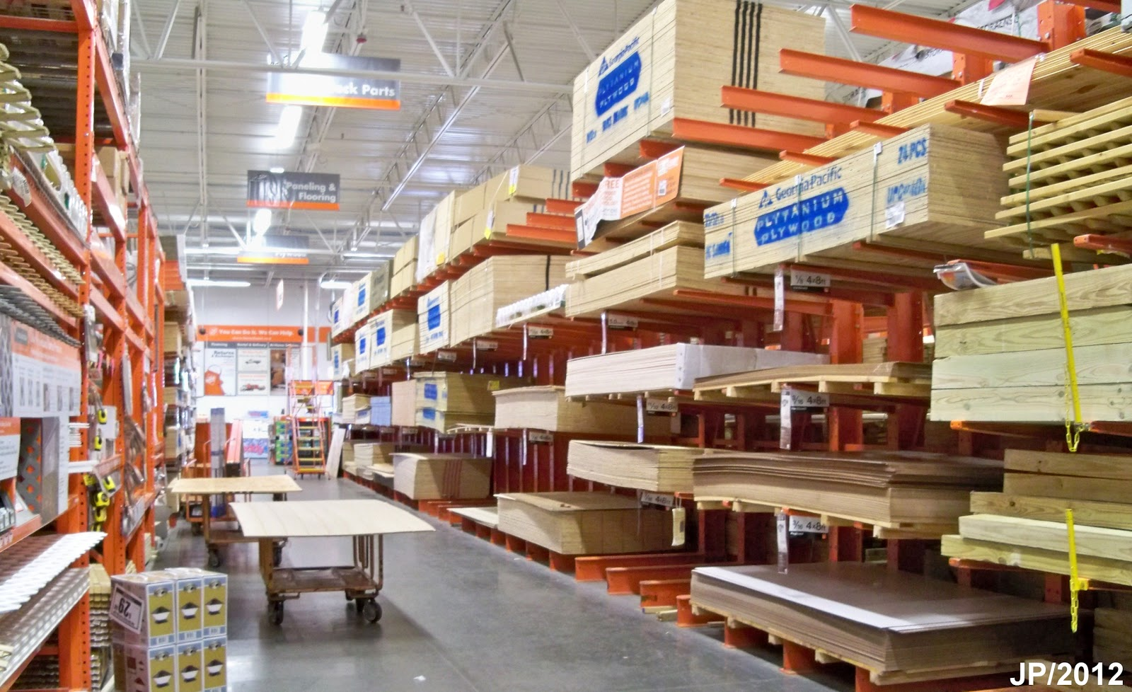 Finding The Best Building Material Store – Few Pieces Of Advice To Remember!