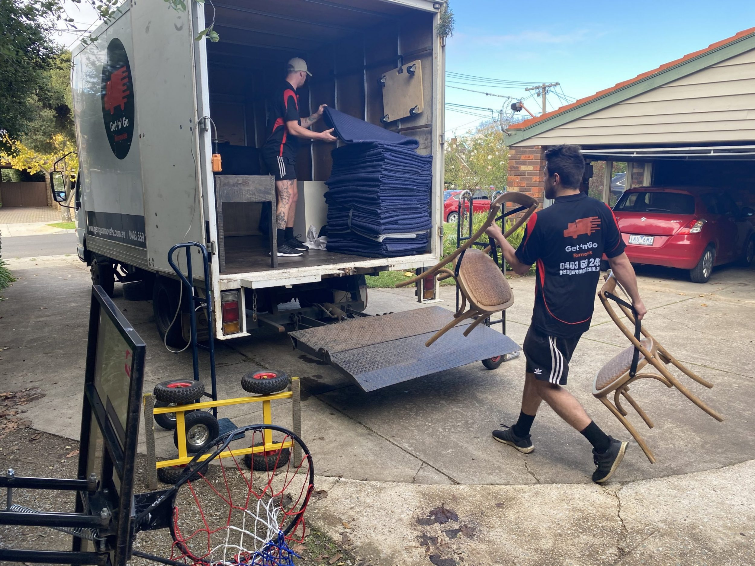 List Of Services Offered By Removal Companies