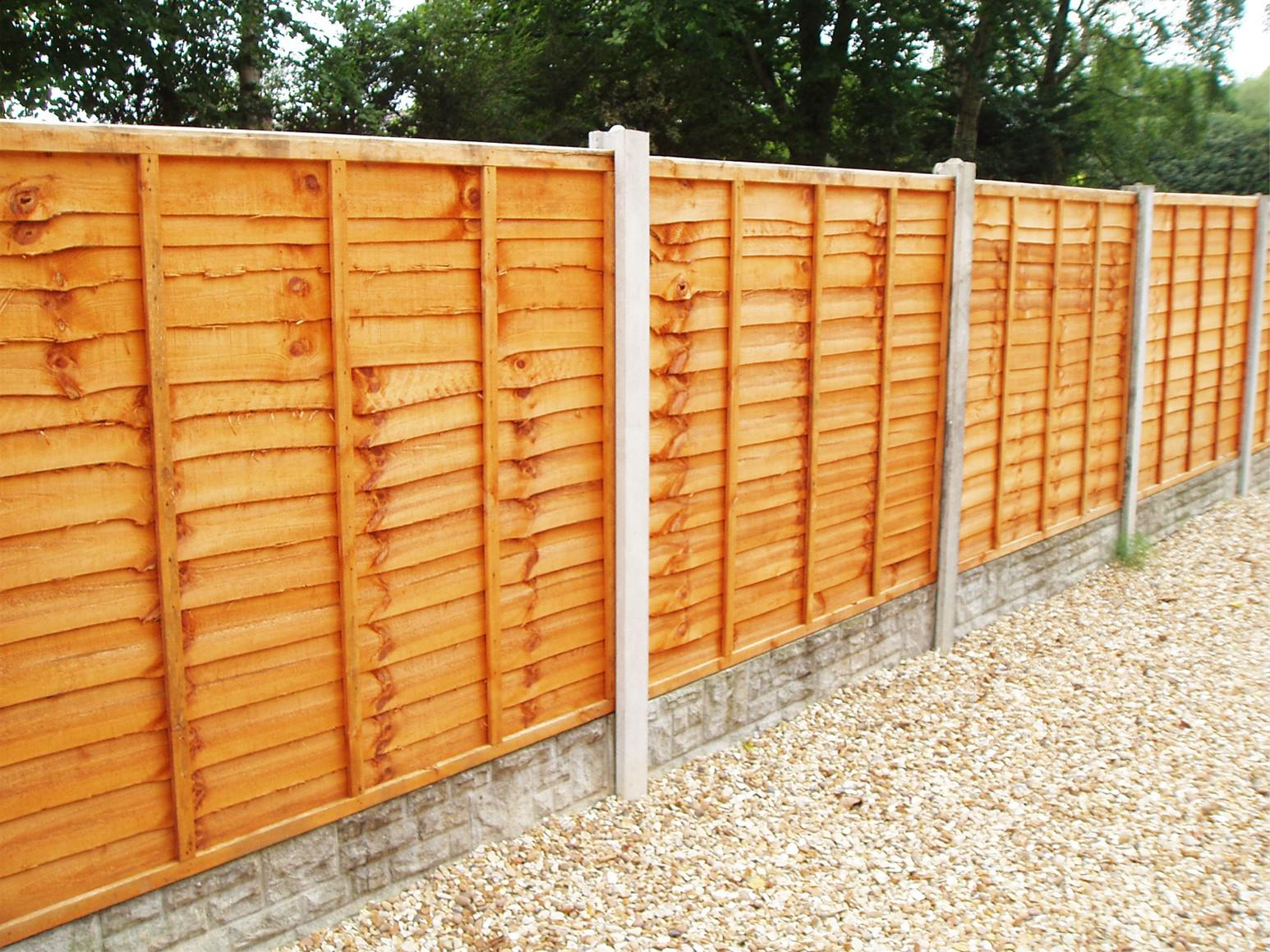 Why There Have Been High Demands For Brushwood Fence Panels